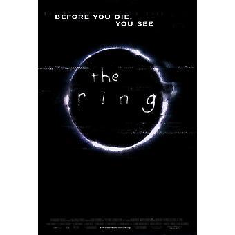 Ring film plakat Print (27 x 40)