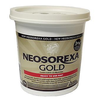 Neosorexa gull rotte & mus agn klar til bruk 1kg