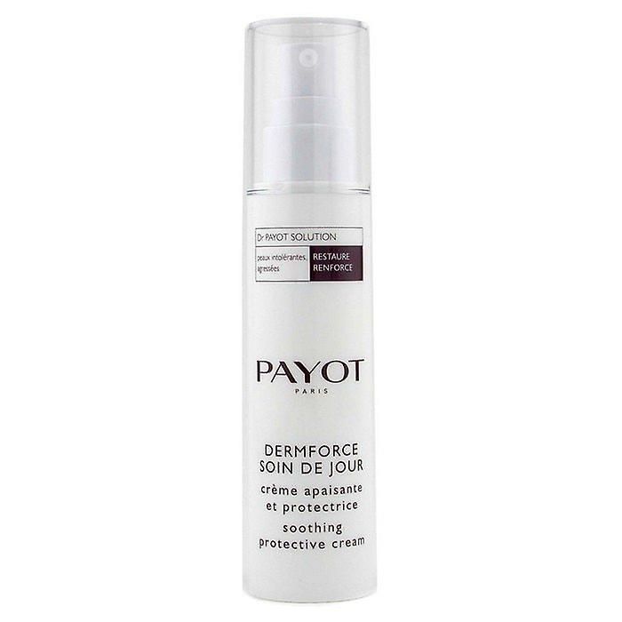 Dr Payot Solution Dermforce Soin De Jour Soothing Protective Cream 50ml/1.6oz