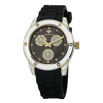 Wellington Geradline WN506-222A - Ladies Quartz Watch