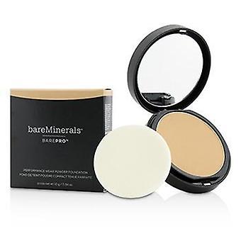 Bareminerals BarePro Performance Wear Powder Foundation - # 11 Natural - 10g/0.34oz