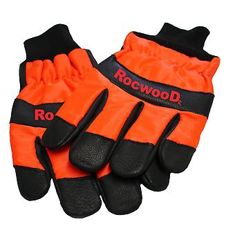 Chainsaw Protective Gloves Pro Quality Large L Size 10 For All Users