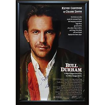 Bull Durham -  Signed Movie Poster