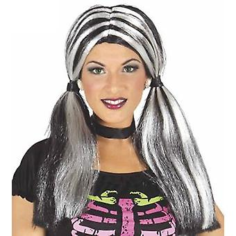Guirca Witch Wig With Pigtails (Kostüme)