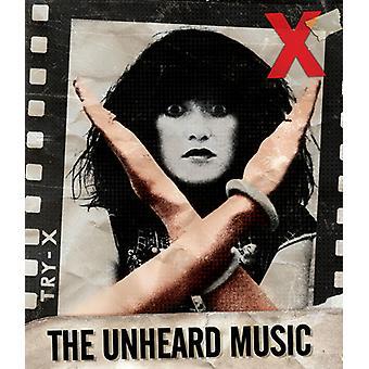 X - uhørt musik [BLU-RAY] USA importerer