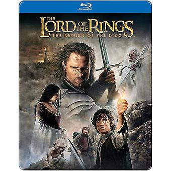 Lord of the Rings-Return of the King [BLU-RAY] USA import