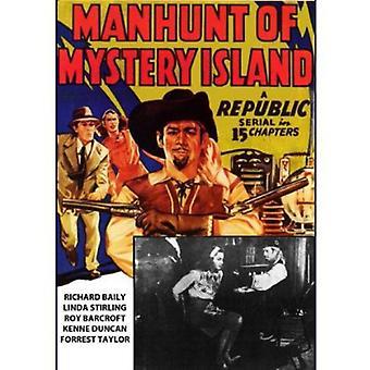 Menneskejagt Mystery Island [DVD] USA import