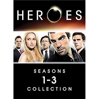 Helden - Helden: Seasons 1-3 [17 CDs] [DVD] USA Import