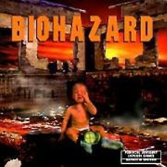 Biohazard - underjordiske år [CD] USA importerer