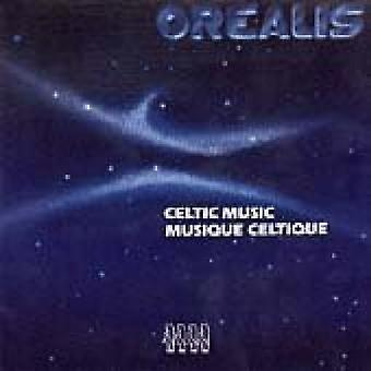 Orealis - Musique Celtique [CD] USA import