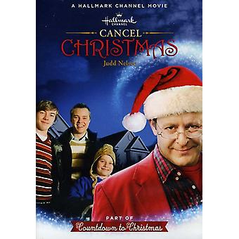 Cancel Christmas [DVD] USA import