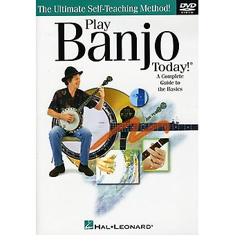 Play Banjo Today [DVD] USA import