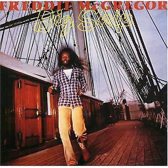 Freddie McGregor - stort skib [CD] USA import