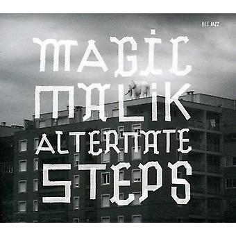 Magiske Malik - alternative trin [CD] USA importerer