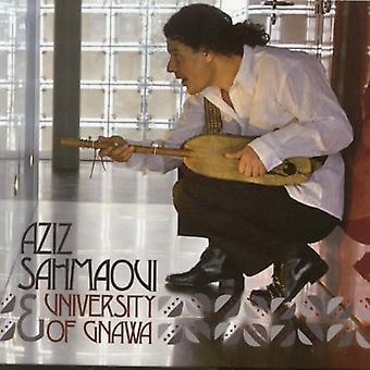 Aziz Sahmaoui & University of Gnawa - Aziz Sahmaoui & University of Gnawa [CD] USA import