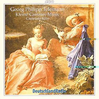 G.P. Telemann - Telemann: Kleine modell-musik [CD] USA import