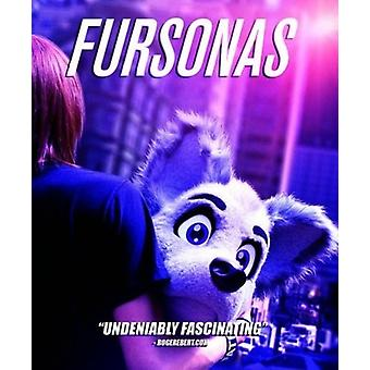 Fursonas [Blu-ray] USA import