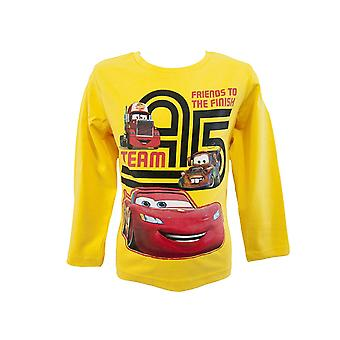 Disney Cars Boys Long Sleeve Top / T-Shirt