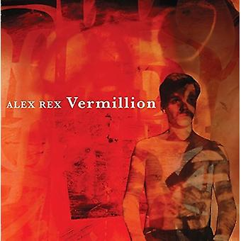 Alex Rex - Vermillion [Vinyl] USA import