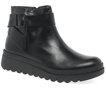 Fly London Halp Womens Ankle Boots