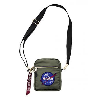 Alpha industries Pocket flyers kit bag NASA