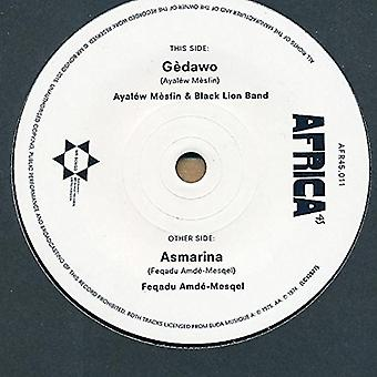 Ayalew Astatke - Ghedawou / Asmarina [Vinyl] USA import