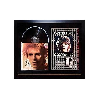 David Bowie - Space Oddity - Signed Album