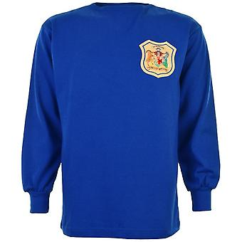 Cardiff 1927 FA Cup finale Retro Football Shirt