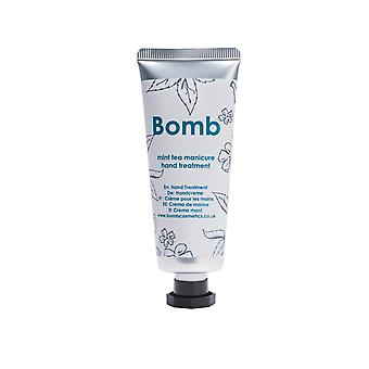 Bomb Cosmetics Bomb Cosmetics Mint Tea Manicure Treatment 25ml