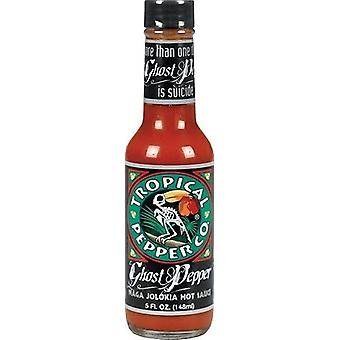 Tropical Pepper Co. Ghost Pepper Hot Sauce