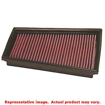 K&N Drop-In High-Flow Air Filter 33-2849 Fits:NON-US VEHICLE SEE NOTES FO