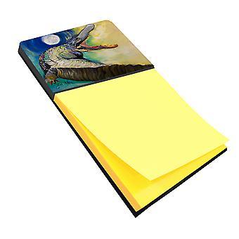 Carolines Treasures  JMK1004SN Alligator Sticky Note Holder
