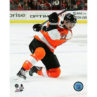 Shayne Gostisbehere 2017-18 Action Photo Print