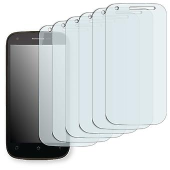 WIKO Cink Peax display protector - Golebo crystal clear protection film