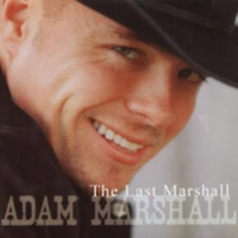 Adam Marshall - Last Marshall [CD] USA import