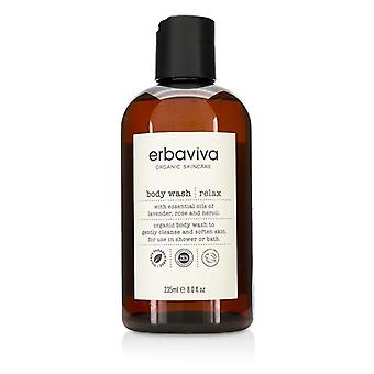 Erbaviva Relax Body Wash - 235ml/8oz