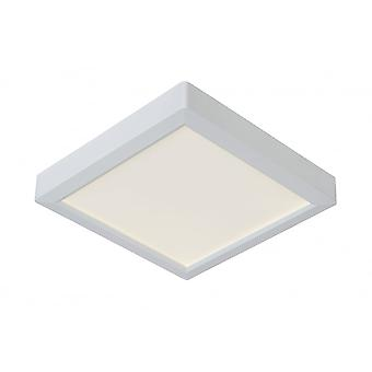 Lucide TENDO-LED Ceiling Light Square 22/22cm 18W 1340LM