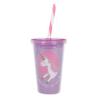 Unicorns are Real Drinking Cup