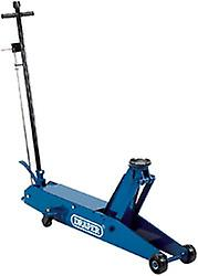 Draper 48357 5 Tonne Long Chassis Hydraulic Trolley Jack with Quick Lift
