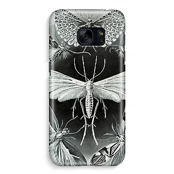 Samsung S7 Full Print Case - Haeckel Tineida