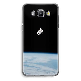 Samsung Galaxy J5 (2016) Transparent Case - Alone in Space