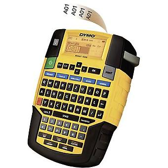 Label printer DYMO RHINO 4200 Suitable for scrolls: IND 6 mm, 9