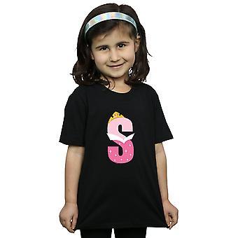 Disney meisjes alfabet S Is voor het slapen schoonheid T-Shirt