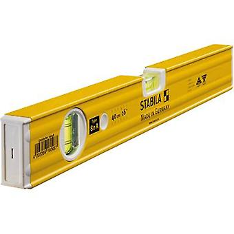 Alu spirit level 40 cm Stabila 80 A