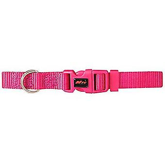 Nayeco Basic dog collar Fucsia Talla S (Dogs , Collars, Leads and Harnesses , Collars)