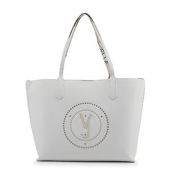 Versace Jeans Women Shopping bags White