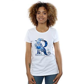 Harry Potter Women's Ravenclaw Raven T-Shirt