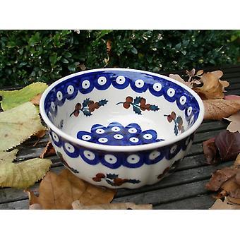 Ondas del borde Bowl, ↑6, 5 cm, Ø14cm, Trad. 67, BSN 60863