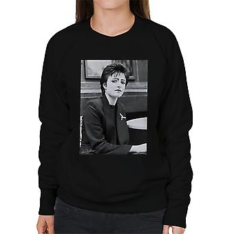 Siouxsie And The Banshees Side Profile 1977 Women's Sweatshirt
