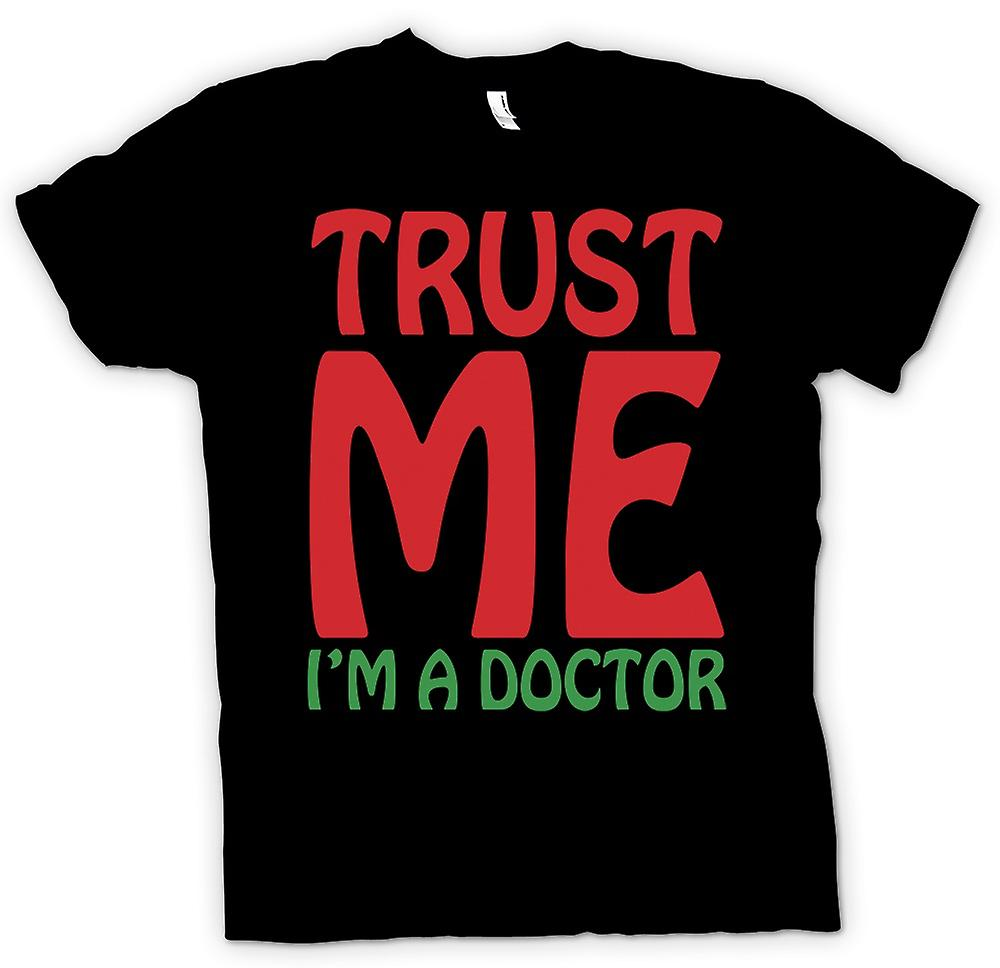 Kids T-shirt - Trust Me I'm A Doctor - Funny